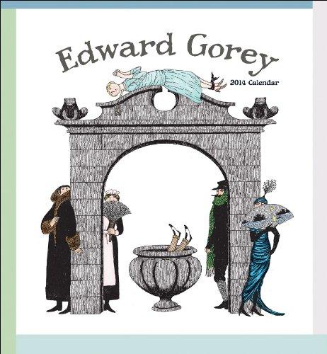 9780764963933: Edward Gorey Calendar 2014
