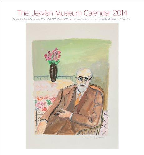 9780764963971: The Jewish Museum 2014 Calendar