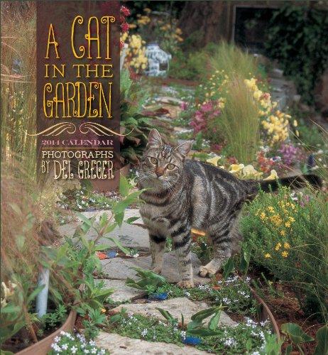 A Cat in the Garden 2014 Calendar: Greger, Del