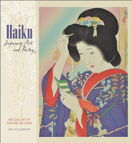 9780764964497: Haiku 2014 Calendar: Japanese Art and Poetry