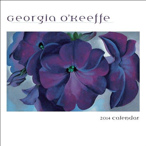 Georgia O'keeffe 2014 Mini Calendar (0764964879) by Georgia O'Keeffe