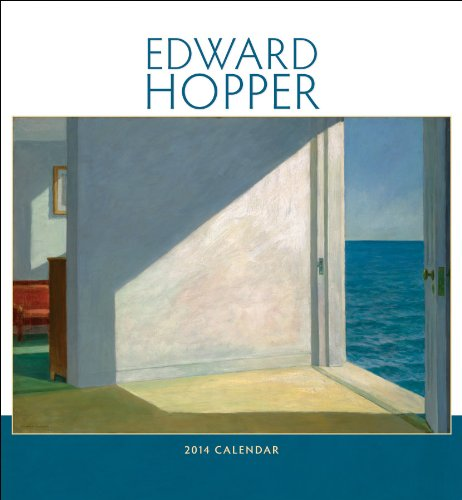 9780764964961: Edward Hopper 2014 Calendar