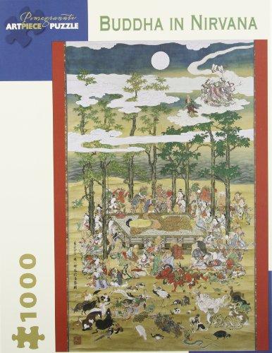 9780764966217: Buddha in Nirvana: 1,000 Piece Puzzle