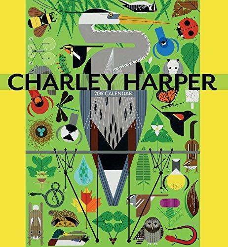 9780764966316: Charley Harper 2015 Calendar