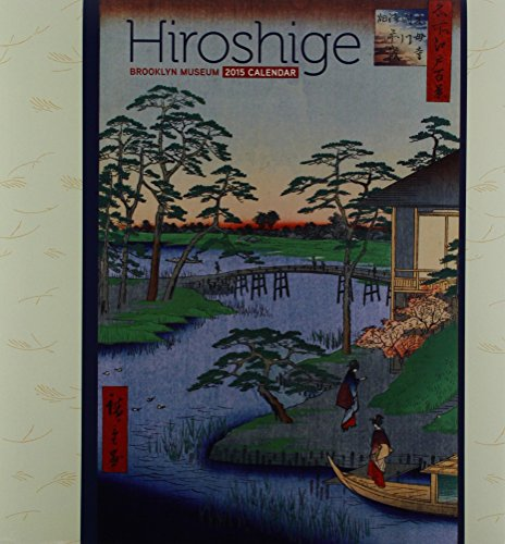 9780764966330: Hiroshige 2015 Calendar