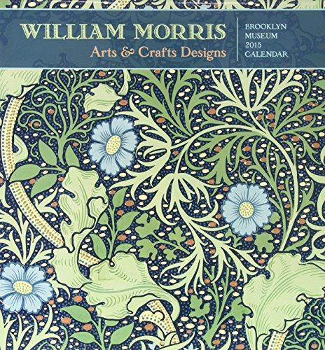 9780764966347: William Morris 2015 Calendar: Arts & Crafts Designs