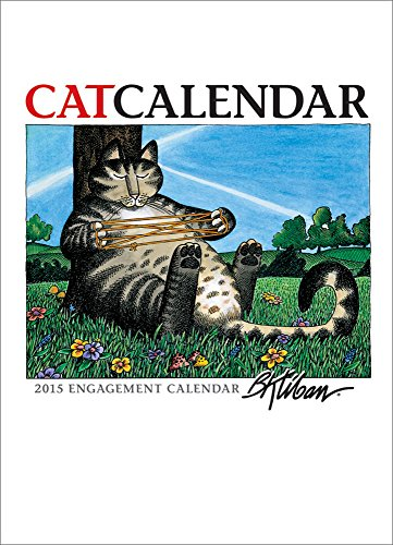 9780764966354: Catcalendar 2015 Calendar