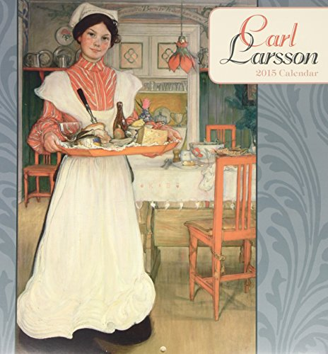 9780764966392: Carl Larsson 2015 Calendar