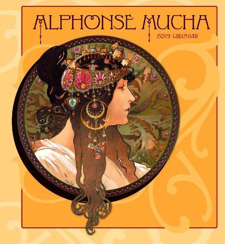 9780764966453: Alphonse Mucha 2015 Calendar