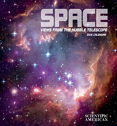 9780764966507: Space 2015 Wall Calendar