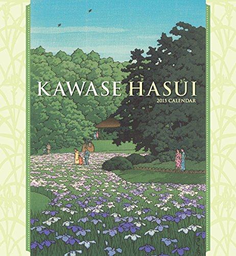9780764966552: Kawase Hasui 2015 Wall Calendar