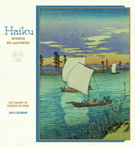 9780764966590: Haiku 2015 Calendar: Japanese Art and Poetry