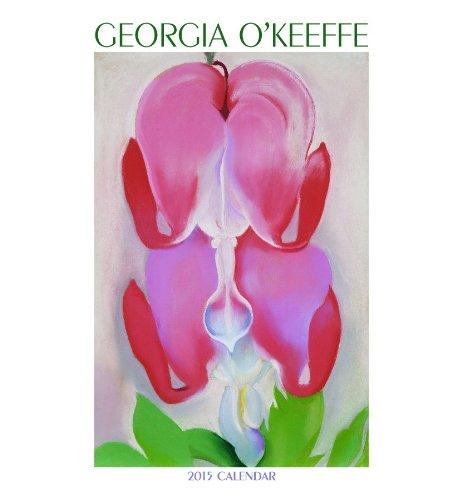 9780764966644: Georgia O'Keeffe 2015 Calendar