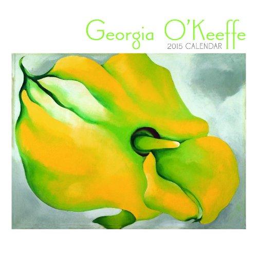 9780764966651: Georgia O'Keeffe 2015 Calendar