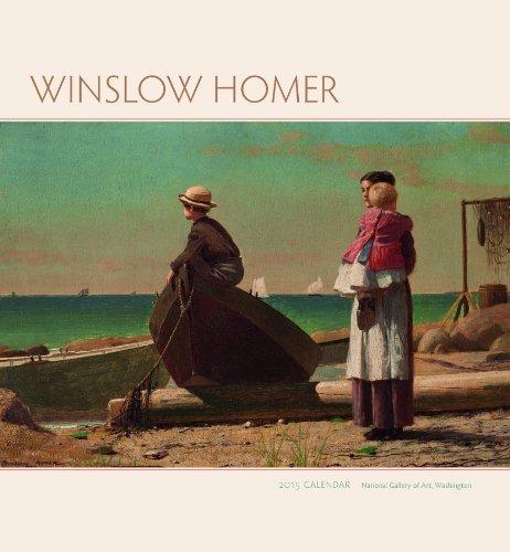 9780764966743: Winslow Homer 2015 Calendar