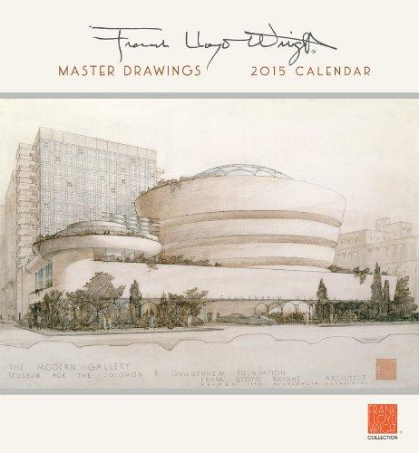 9780764966774: Master Drawings 2015 Calendar