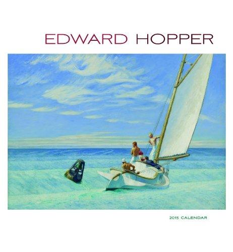 9780764966828: Edward Hopper 2015 Calendar