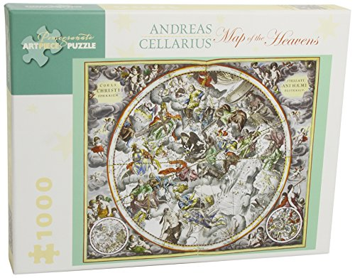 Andreas Cellarius: Map of the Heavens 1,000-Piece