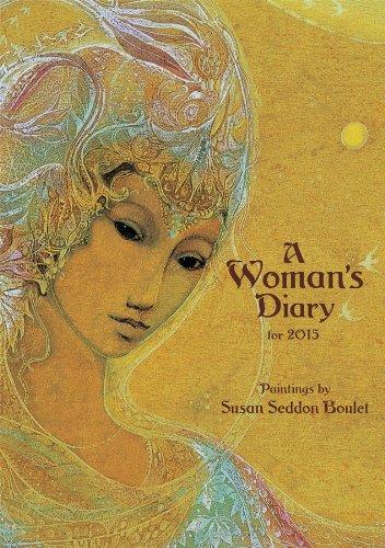 9780764966958: A Woman's Diary 2015 Calendar
