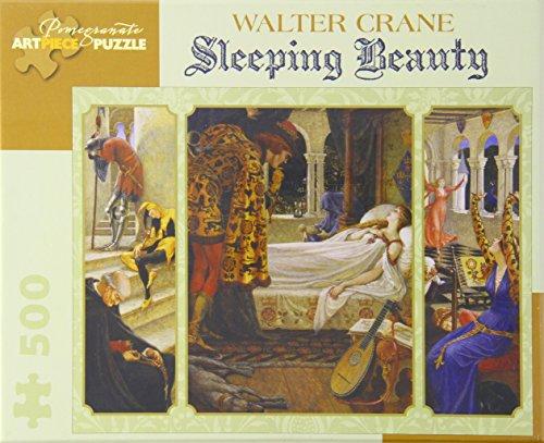 9780764966989: Slepping Beauty: 500 Piece Puzzle (Pomegranate Artpiece Puzzle)