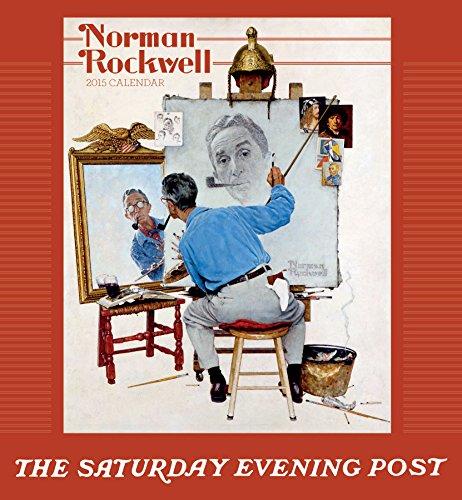 9780764967078: Norman Rockwell 2015 Wall Calendar