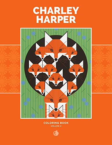 9780764967238: Charley Harper: Volume 2 Coloring Book