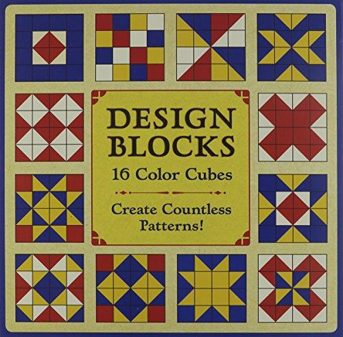 9780764967436: Design Blocks/16 Cubes: Block Puzzle
