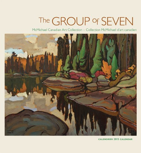 9780764967504: The Group of Seven 2015 Wall Calendar