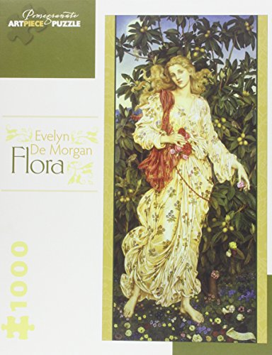 9780764967542: Flora: 1,000 Piece Puzzle