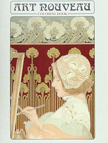 9780764967603: Art Nouveau