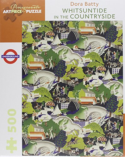9780764967726: Whitsuntide in the Countryside: 500 Piece Puzzle