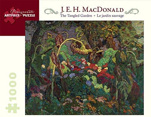 9780764968587: J. E. H. Macdonald the Tangled Garden 1,000-piece Jigsaw Puzzle