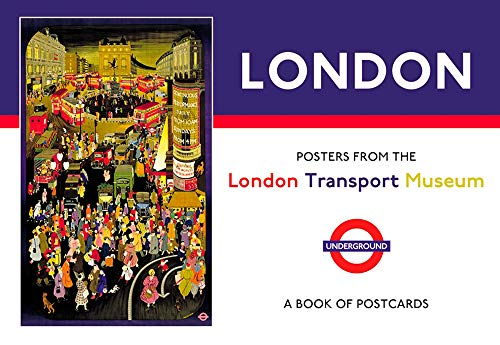 London Posters from the London Transport Museum