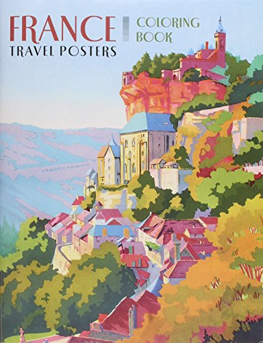 9780764968877: France Travel Posters CB161