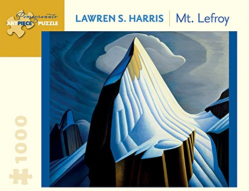 9780764969232: Lawren S Harris Mt Lefroy 1000 Piece Jig