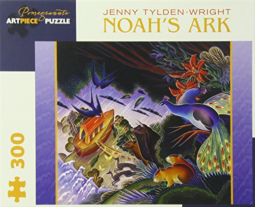 9780764969348: Jenny Tylden-wright: Noah's Ark 300-piece Jigsaw Puzzle