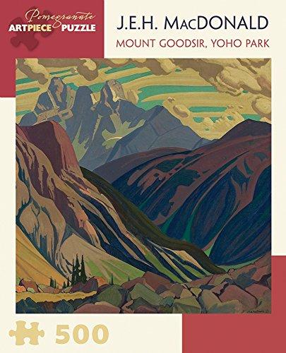 9780764969416: J.e.h. Macdonald Mount Goodsir, Yoho Park 500-piece Jigsaw Puzzle