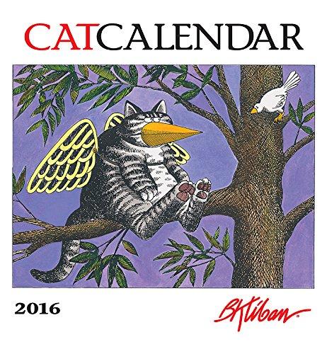 9780764969652: Kliban/Catcalendar 2016 Calendar