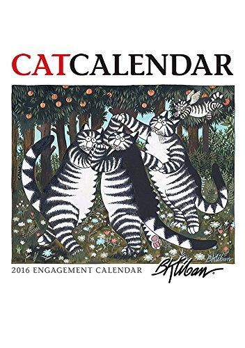 9780764969669: Kliban/Catcalendar 2016 Calendar