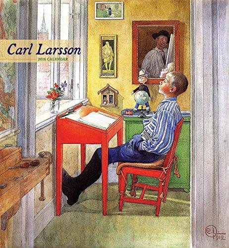 9780764969720: Carl Larsson 2016 Wall Calendar