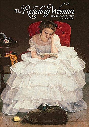 9780764969744: The Reading Woman 2016 Calendar