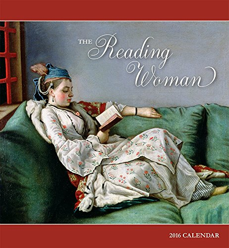 9780764969768: The Reading Woman 2016 Wall Calendar