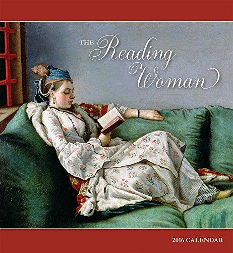 9780764969768: The Reading Woman 2016 Calendar