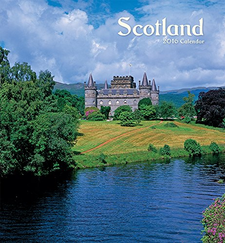 9780764969782: Scotland 2016 Calendar