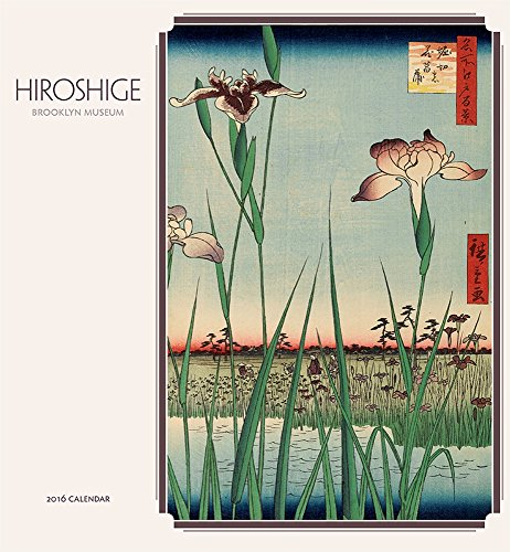 9780764969812: Hiroshige 2016 Calendar