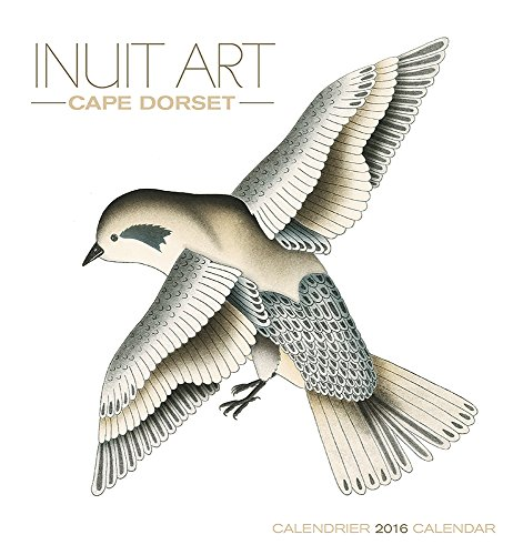 9780764969843: Inuit Art/Cape Dorset 2016 Calendar