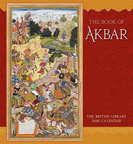 9780764969874: Book of Akbar 2016 Wall Calendar