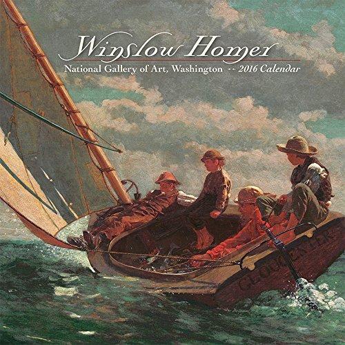 9780764969898: Winslow Homer 2016 Calendar