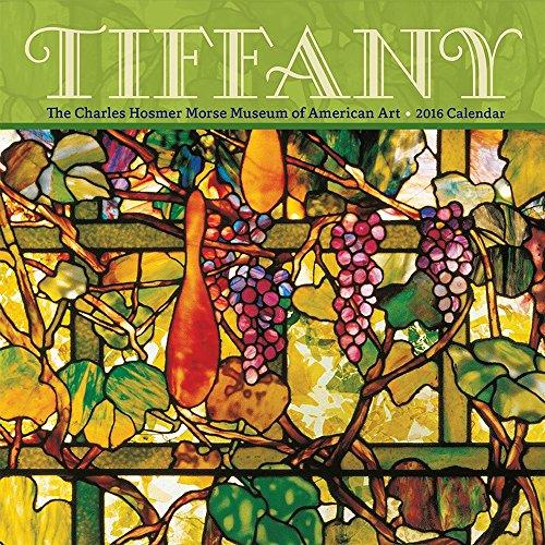 9780764969911: Tiffany 2016 Calendar