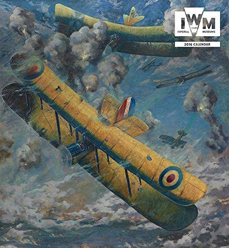 9780764969966: Imperial War Museums 2016 Calendar